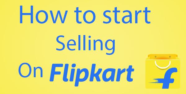 Sell On Flipkart